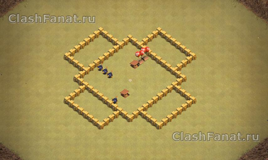 Базы для 5 тх clash of clans