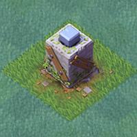 Дробильщик 2 уровня clash of clans