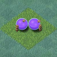 Эликсирохранилище 2 уровня clash of clans