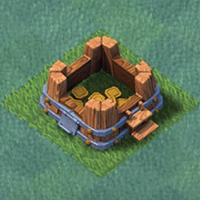 Золотохранилище 2 уровня clash of clans