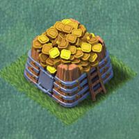 Расстановка ДС 4 золотохранилище