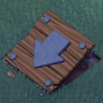 Подбрасывающая ловушка 3 уровня clash of clans