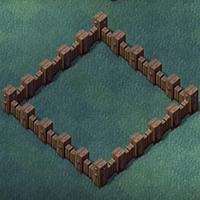 Стена 3 уровня clash of clans