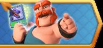 Логотип игры кланов clash of clans